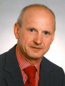 Beisitzer Andreas Häusler