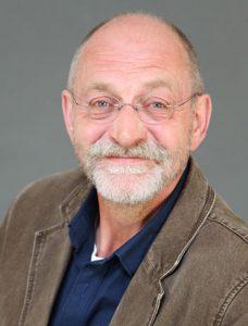 Schatzmeister Hans Peter Perschke