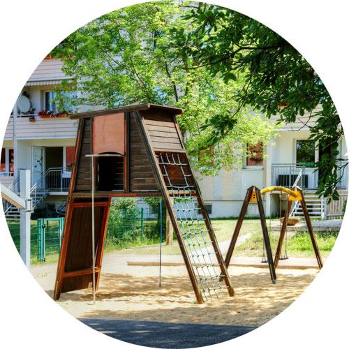 Kinderheim Uhlstädt